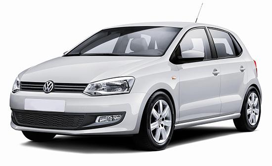 VW Polo оренда автомобіля