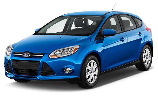 Ford Focus wynajem samochodów