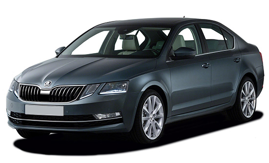 Skoda Octavia car hire
