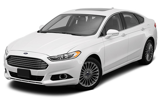 Ford Mondeo car hire