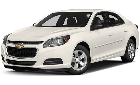 Chevrolet Malibu car hire