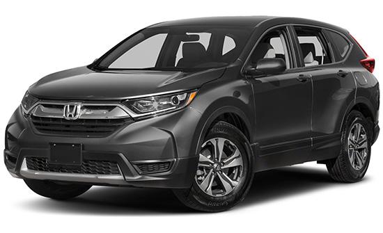 Honda CR-V car hire