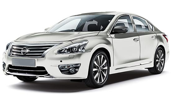 Nissan Teana wynajem samochodów