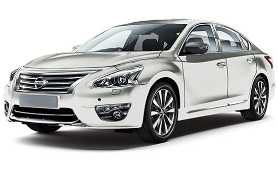 Nissan Teana аренда автомобиля
