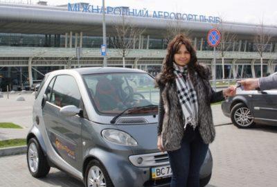 Зустрічайте автомобілі Smart у Львові та Одесі!