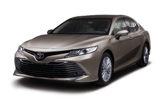 Toyota Camry 2019 car hire