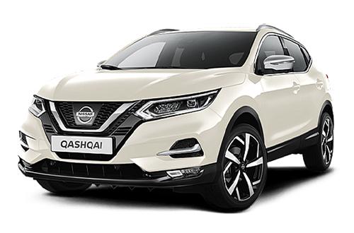 Nissan Qashqai аренда автомобиля