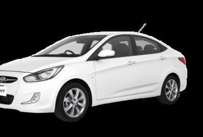 Від тепер Новий Hyundai Accent в нашому автопарку!
