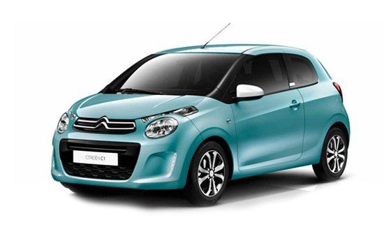 Citroen C1 car hire