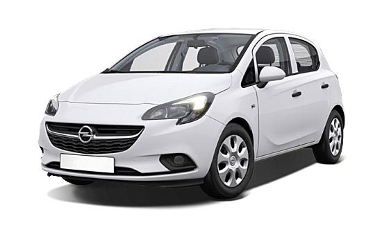 Opel Corsa wynajem samochodów