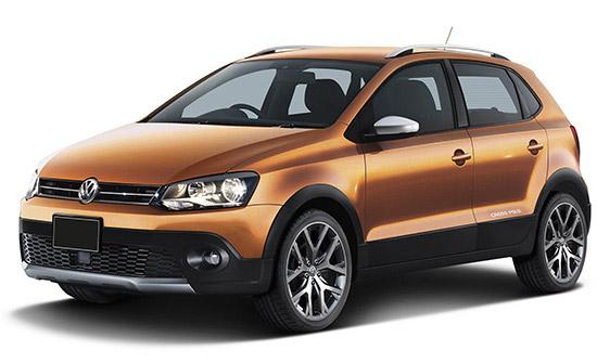 VW Polo Cross оренда автомобіля