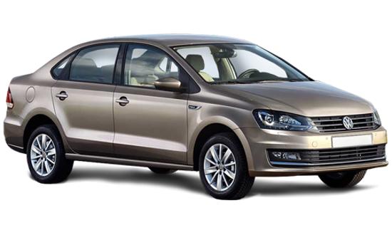 VW Polo Sedan оренда автомобіля