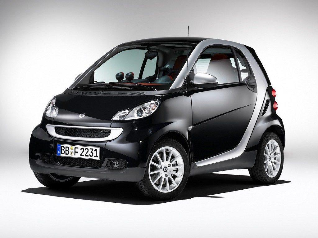 Прокат автомобиля Smart. Маленький и ловкий