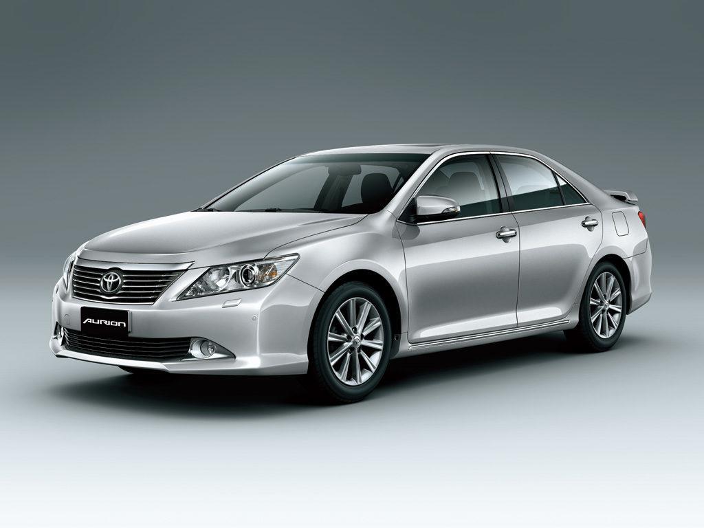 Прокат Toyota в Украине. Почувствуй себя звездой!