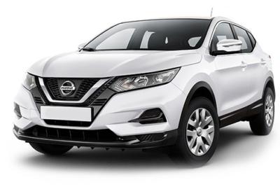 Пополнение автопарка новыми автомобилями Nissan Qashqai