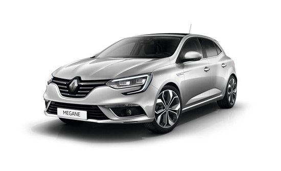 Renault Megane car hire