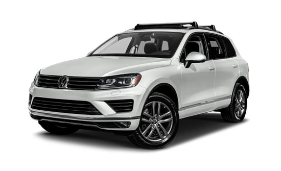 VW Touareg car hire