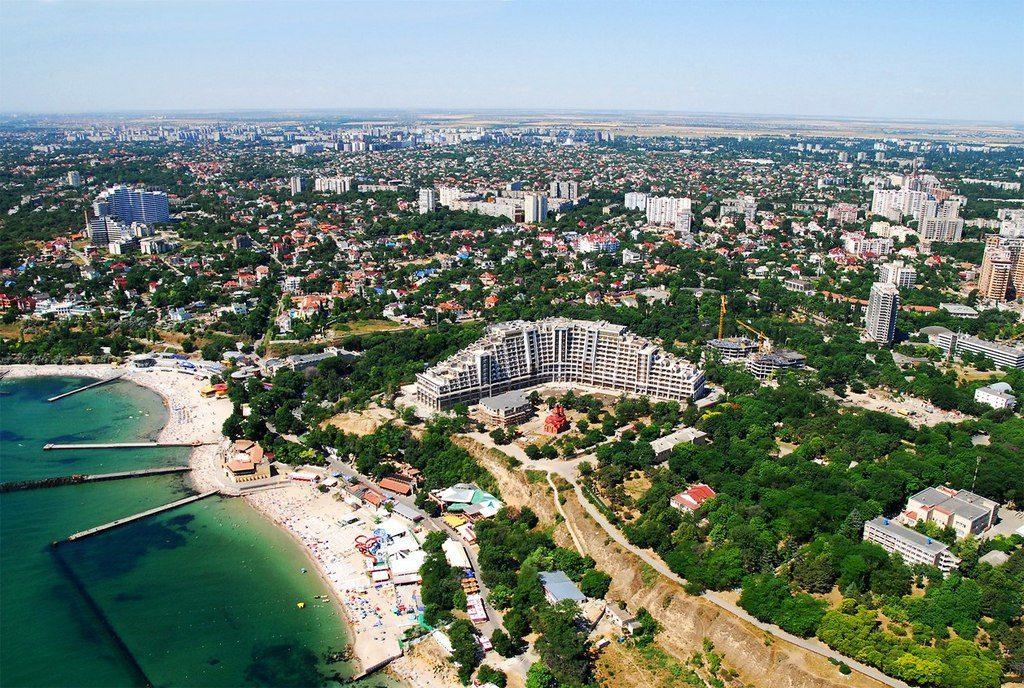 Відстані в Одесі