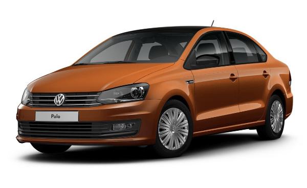 VW Polo Sedan car hire