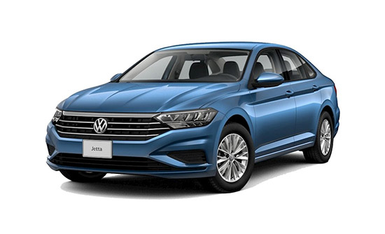 Volkswagen Jetta 2019 car hire