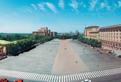 Plac Swobody w Charkowie. Ciekawe fakty