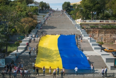 Curious facts about Potemkin stairs in Odesa