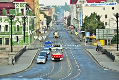 Odległości w Charkowie. Kierowcom do wiadomości