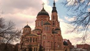 Тур по храмам Харькова