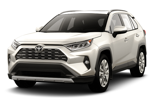 Toyota RAV4 car hire