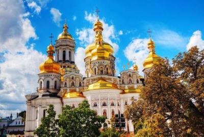 Основные религиозные достопримечательности Киева