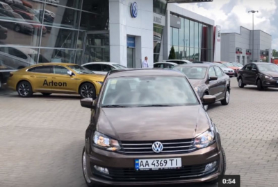 New Volkswagen Polo cars