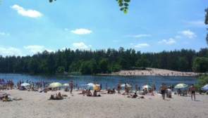 Rest near the water in Kyiv. Best beaches