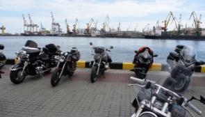 Зліт байкерів в Одесі. Незабутнє видовище!