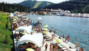 Have you already visited summer Bukovel?