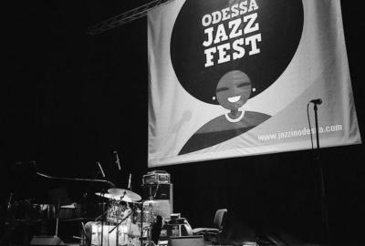 Odessa JazzFest 21-23 сентября