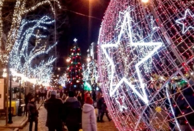 New Year in Odesa. Choose a place to celebrate