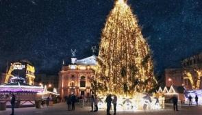 Святкування Нового року у Львові