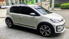 Авто на прокат. Огляд Volkswagen Up