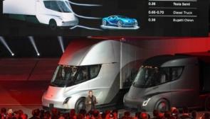 Tesla Semi. Вантажівка майбутнього