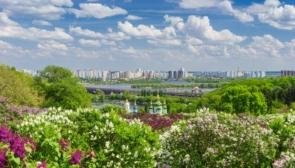 Ботанічні сади Києва