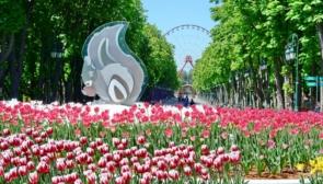 Прогулка по Харьковскому ботаническому саду