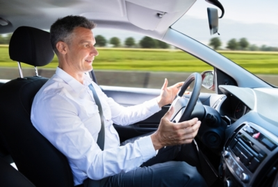 5 Tips on How to Become a More Confident Driver