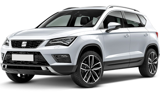 Sеат Ateca 2019 car hire