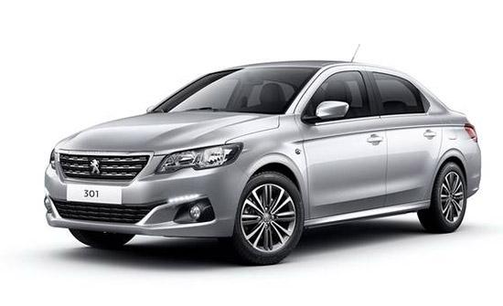 Peugeot 301 car hire