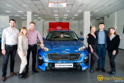 Renewal of the fleet with the new Kia Sportage