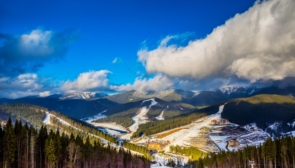 The Most Popular Ski Resorts Of Ukraine