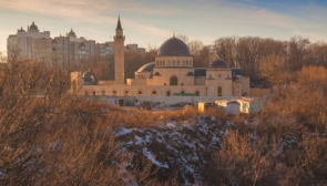 Mosques in Ukraine