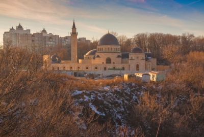 Мечеті України
