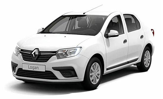 Renault logan оренда автомобіля