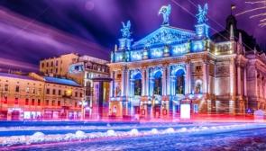 Празднование Рождества во Львове 2021 год